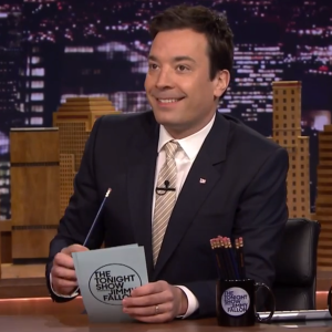 Jimmy Fallon's Hysterical David Letterman Tribute Will Leave You In Tears