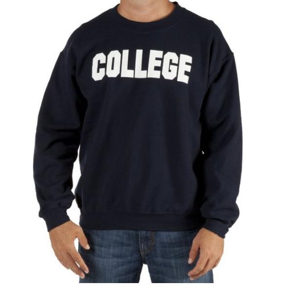 Amazon / Animal House College Sweatshirt