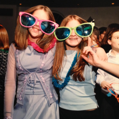 25 Things You'll Find In Your Bat Mitzvah Photos