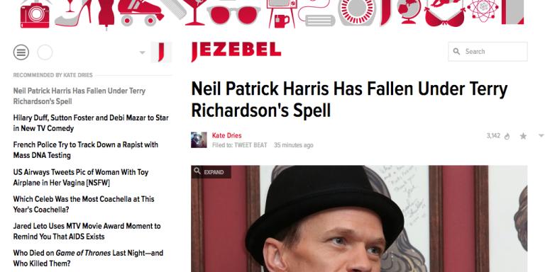 Should Jezebel Give Women MoreCredit?