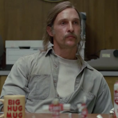 """Time Is A Fat Circle – The Rust Cohle """"True Detective"""" Diet"""