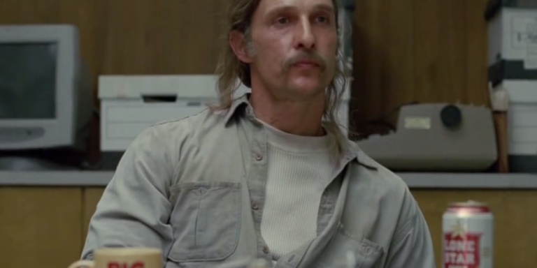 """Time Is A Fat Circle – The Rust Cohle """"True Detective""""Diet"""