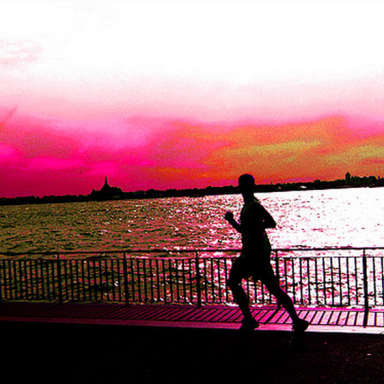 I Used Running To Run Away From My Problems, Then I Ran The 2013 Boston Marathon