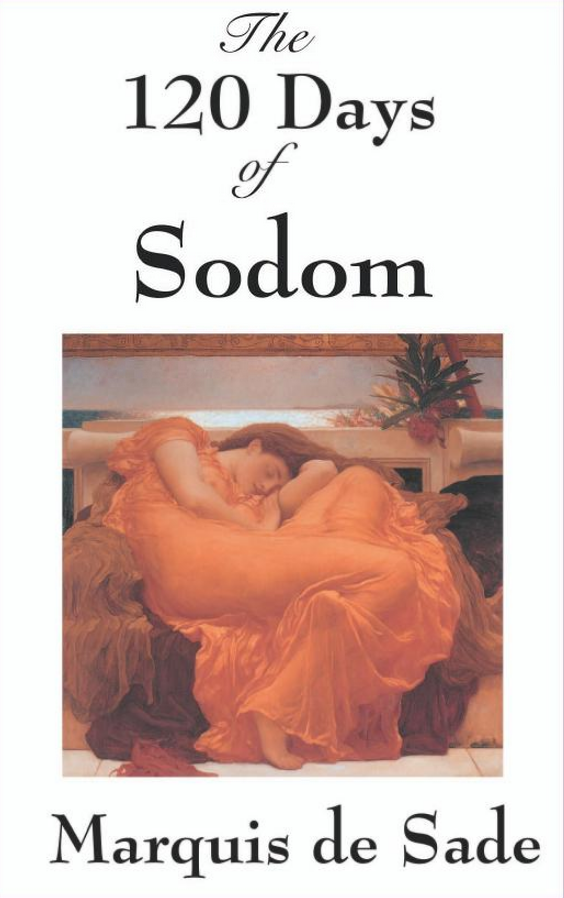 Amazon / The 120 Days of Sodom