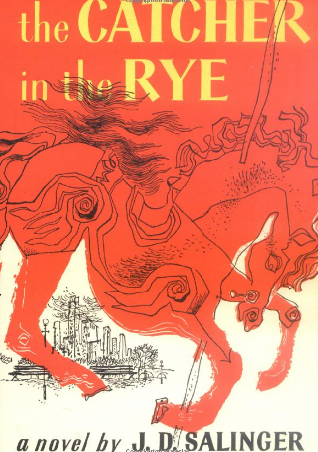 Amazon / The Catcher In The Rye