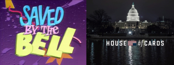 Saved by the Bell: The Complete CollectionHouse of Cards: Season 1