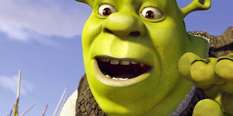 13 Shrek Gifs That Totally Show The Difference Between Being 20 and25