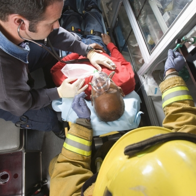 22 Paramedics And Firefighters Reveal The Most Ridiculous Thing They've Come Across On Duty