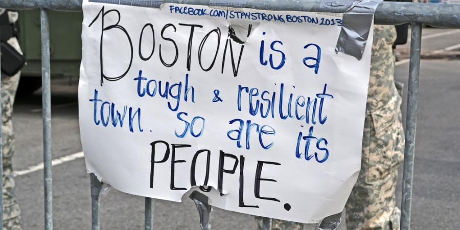 A Tribute To The Boston Marathon Bombings, One YearLater