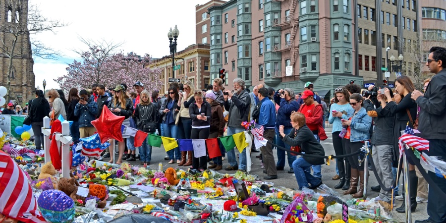 Boston Strong: One YearLater