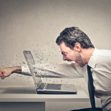 10 Types of Internet Commenters Who Really Seem Like They Need A Hug