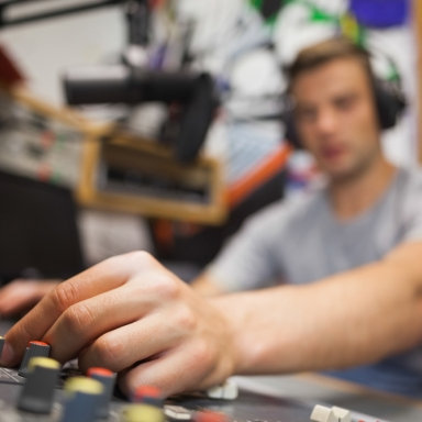 Never Say F#ck On The Air: And 8 Other Ways College Radio Will Ruin Your Life