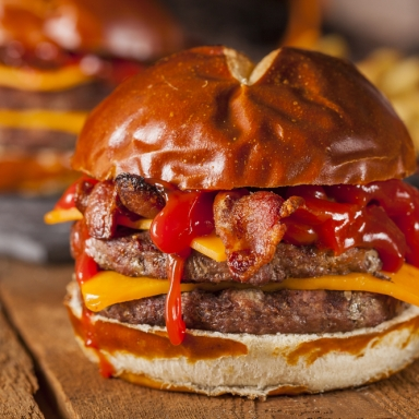 12 Menu Items From Guy Fieri's New Vegas Restaurant You Absolutely MUST Try Before You Die