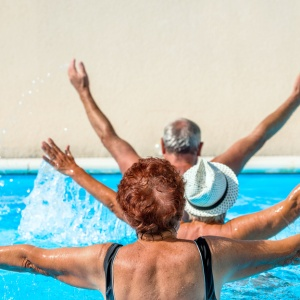 15 Reasons I Had The Best Spring Break Ever At A Retirement Community