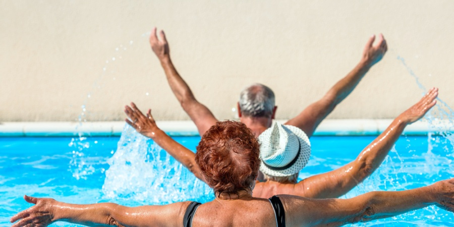 15 Reasons I Had The Best Spring Break Ever At A RetirementCommunity