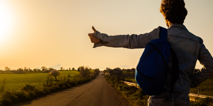 6 Ways You Can Hitchhike InFrance