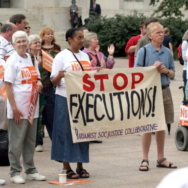 Why I Am Against The Death Penalty