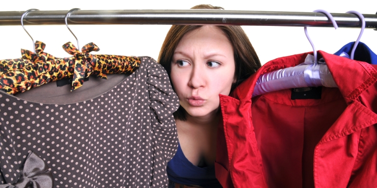 10 Items Of Clothing Every Woman Actually Has In HerCloset
