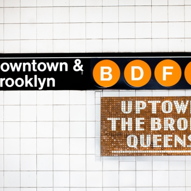 7 Thoughts Every New Yorker Has On Their Daily Commute