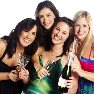 10 More Types Of Drunks Your Girlfriends Become On A Night Out