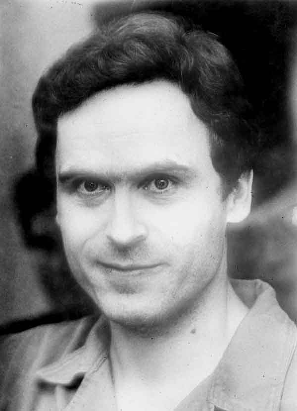 Ted Bundy in custody, Florida, July 1978. Florida Memory Project, Florida Photographic Collection, #N035653