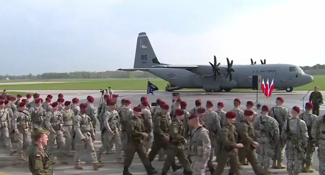 War? U.S. And Russian Tensions Ramp Up As The U.S. Military Doubles Down In Eastern Europe