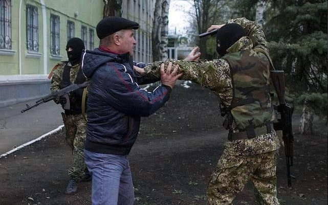 Conflict In Ukraine Not At All Over, On The Verge Of Exploding Into An Ethnic War