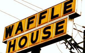 6 Things That Could Happen To You At WaffleHouse