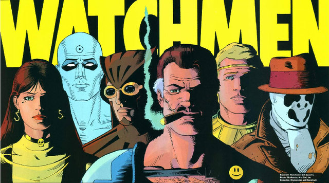Amazon / Watchmen