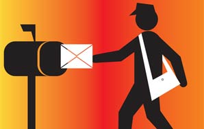 The US Postal Service Is Dominated By White Mails