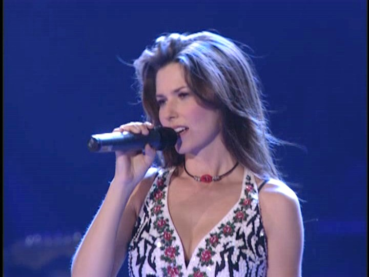Shania Twain - Up (Live in Chicago)