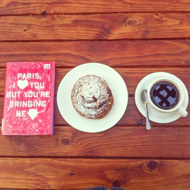Why Writers Love Coffee Shops