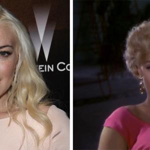 Lindsay Lohan Is My Marilyn Monroe
