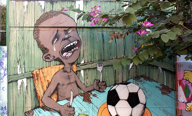 This Brazilian Artist Was Able To Get The Attention Of Millions With One SimpleMural