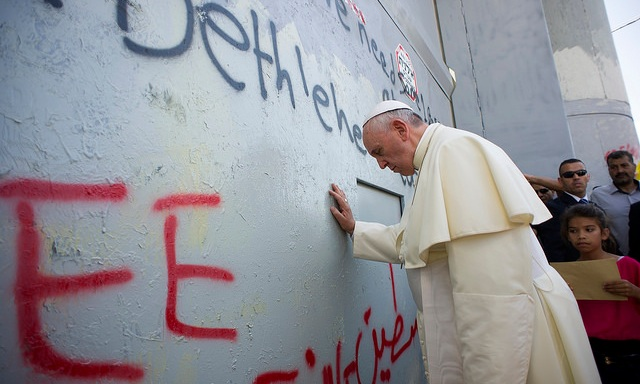Can Pope Francis Help Fix The MiddleEast?