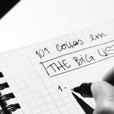 5 Reasons Writing On The Internet Is All About Lists