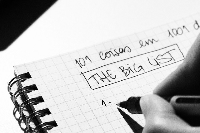 5 Reasons Writing On The Internet Is All AboutLists