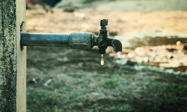 The Thirst Is Real: These Seven States Are Running Out OfWater