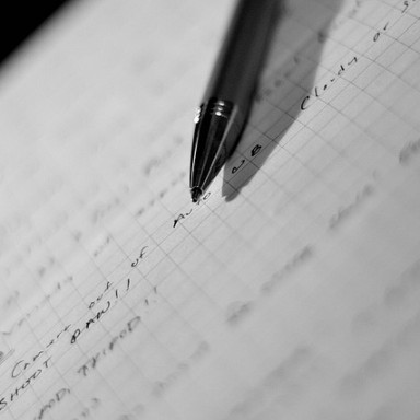 Learning To Write: Repetition, Imitation, Relaxation