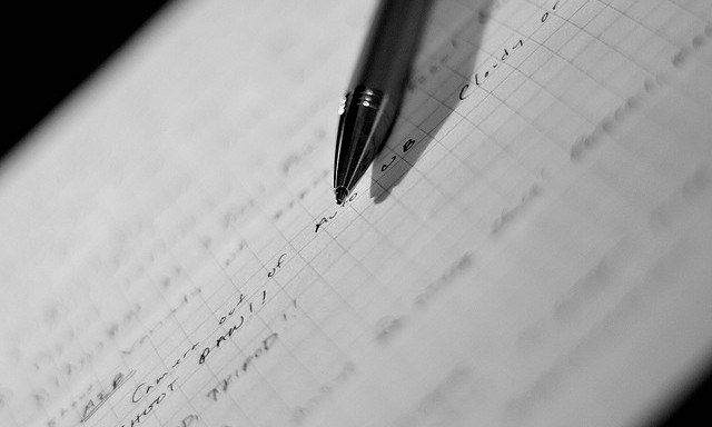Learning To Write: Repetition, Imitation,Relaxation