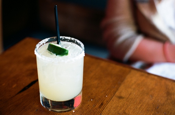 Definitely not a margarita from this place. Photo by Neil Conway.