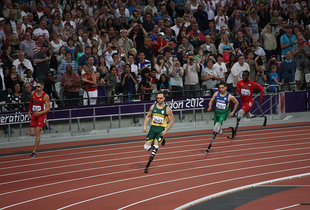7 Things You Need To Know About The Former Hero OscarPistorius