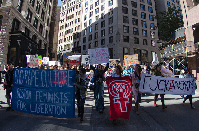 If Feminism Was AboutEquality…
