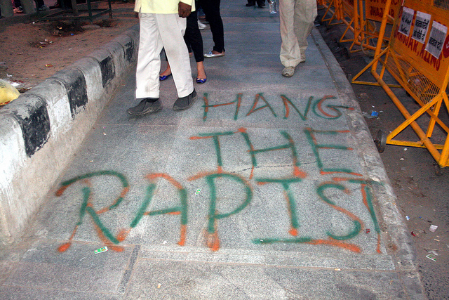 Two Young Girls Hanged: Indian Gang Rape Continues In New Delhi