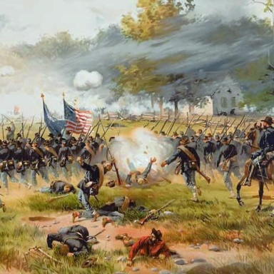 How The Civil War Was Won