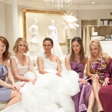 Do You Remember When We Used To Pick Bridesmaids?