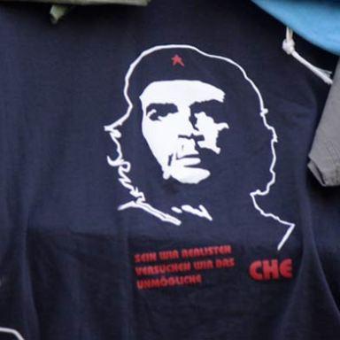 Five Reasons Jesus Christ Wouldn't Wear A Che Guevara T-Shirt