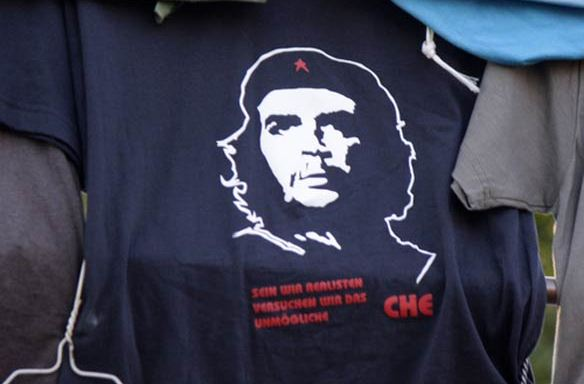 Five Reasons Jesus Christ Wouldn't Wear A Che GuevaraT-Shirt