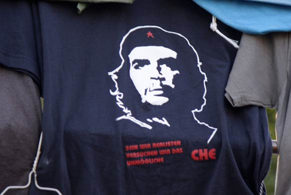 Five Reasons Jesus Christ Wouldn't Wear A Che Guevara T-Shirt