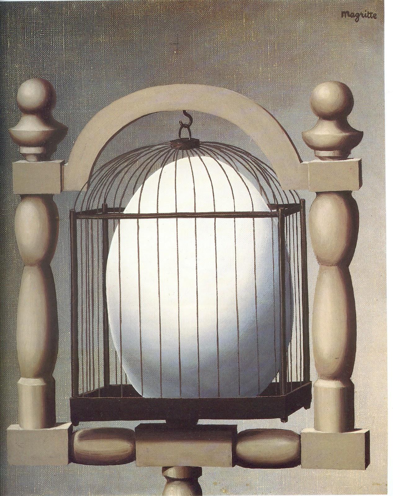 Elective Affinities - René Magritte